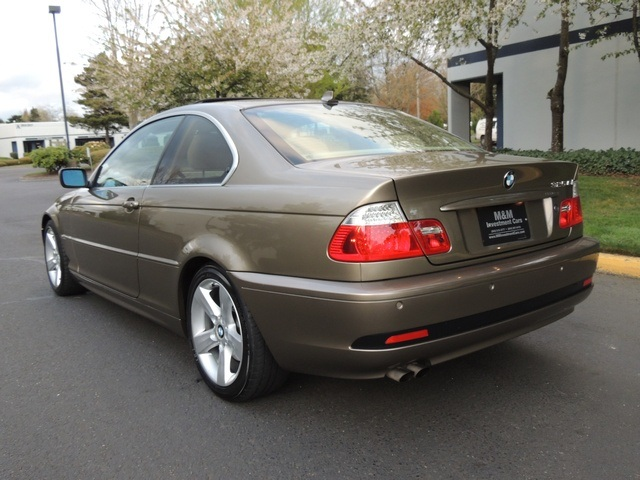 2005 Bmw 325ci   2dr Coupe    Sport  Premium  Cold Weather