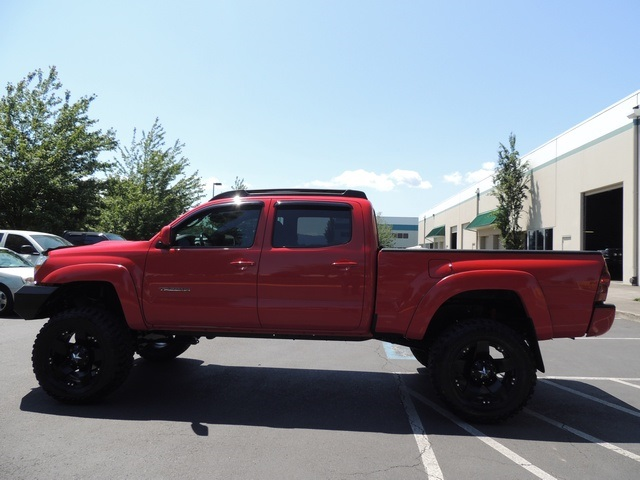 Lifted Nissan Titan >> 2008 Toyota Tacoma V6 4x4 TRD PKG LIFTED Long Bed