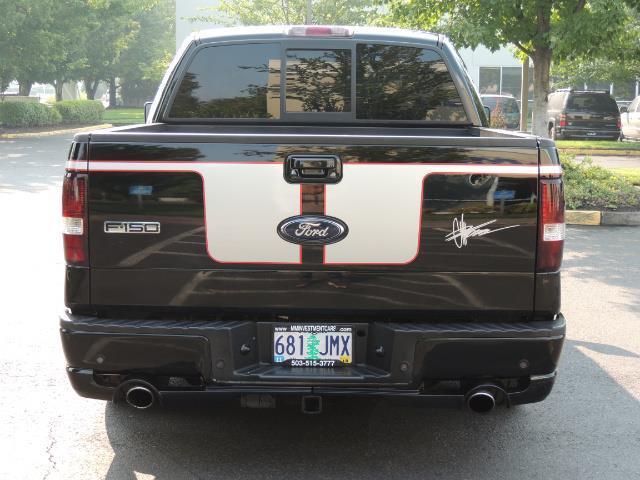 2008 Ford F-150 Harley Davidson / FOOSE EDITION /ROUSH SUPERCHARGE - Photo 6 - Portland, OR 97217