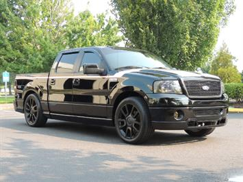2008 Ford F-150 Harley Davidson / FOOSE EDITION /ROUSH SUPERCHARGE Truck