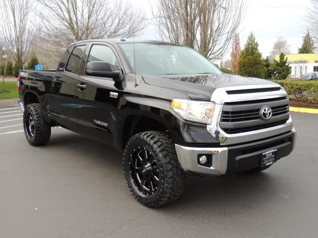 2014 toyota tundra double cab 5 7 trd 4x4 off road. Black Bedroom Furniture Sets. Home Design Ideas