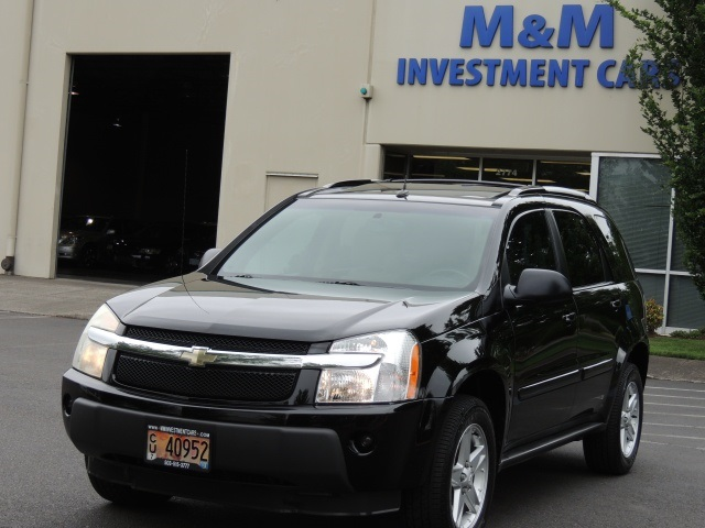 2005 chevrolet equinox lt awd leather sunroof excel cond. Black Bedroom Furniture Sets. Home Design Ideas