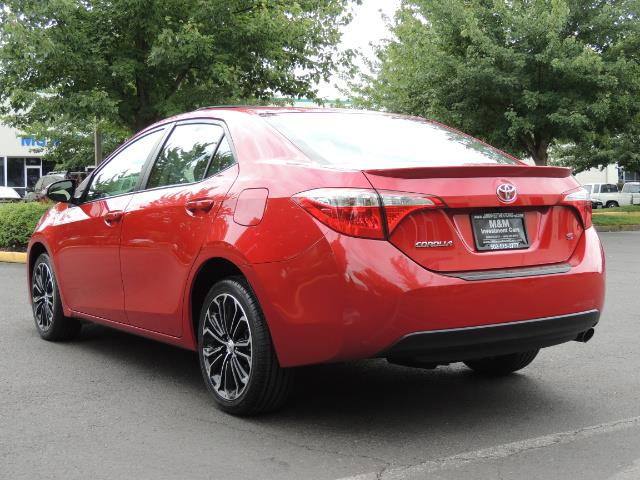 2016 Toyota Corolla S Plus / Back up camera / Sunroof / Spoiler - Photo 7 - Portland, OR 97217