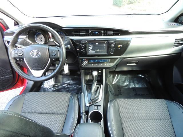 2016 Toyota Corolla S Plus / Back up camera / Sunroof / Spoiler - Photo 18 - Portland, OR 97217
