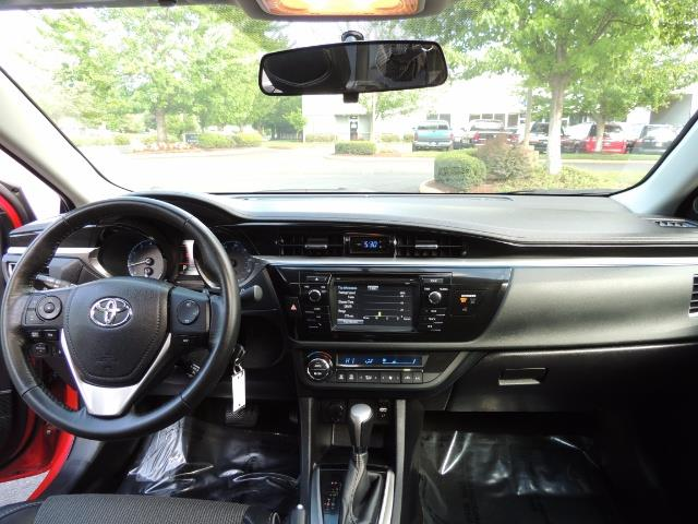2016 Toyota Corolla S Plus / Back up camera / Sunroof / Spoiler - Photo 35 - Portland, OR 97217