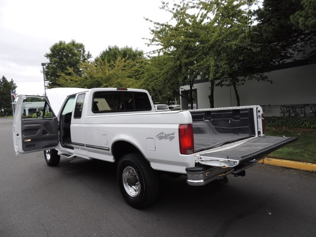 1996 Ford F-250 XLT/4X4/ 7.3L Turbo Diesel / Long Bed / Runs Excel - Photo 13 - Portland, OR 97217