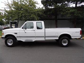 1996 Ford F-250 XLT/4X4/ 7.3L Turbo Diesel / Long Bed / Runs Excel - Photo 3 - Portland, OR 97217