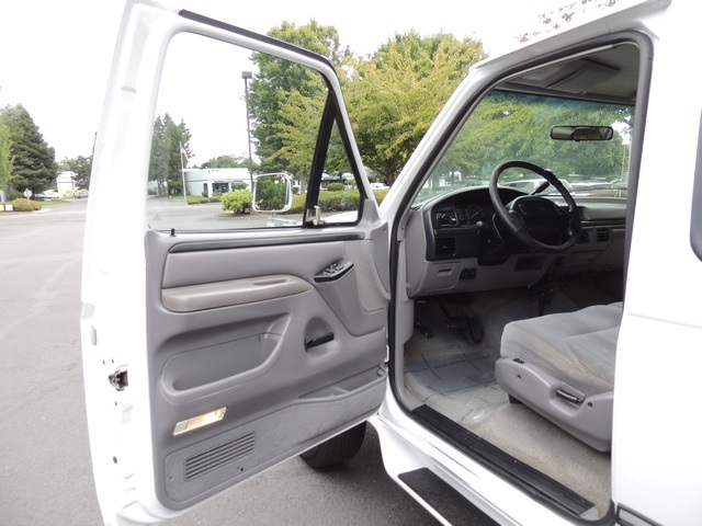 1996 Ford F-250 XLT/4X4/ 7.3L Turbo Diesel / Long Bed / Runs Excel - Photo 20 - Portland, OR 97217