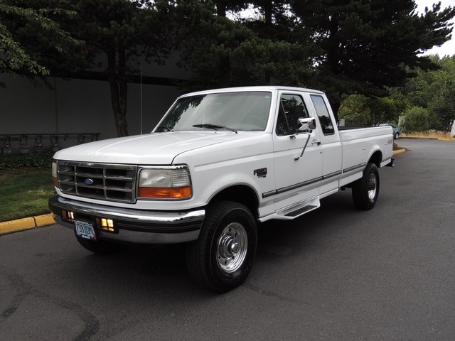 1996 ford f 250 xlt 4x4 7 3l turbo diesel long bed. Black Bedroom Furniture Sets. Home Design Ideas