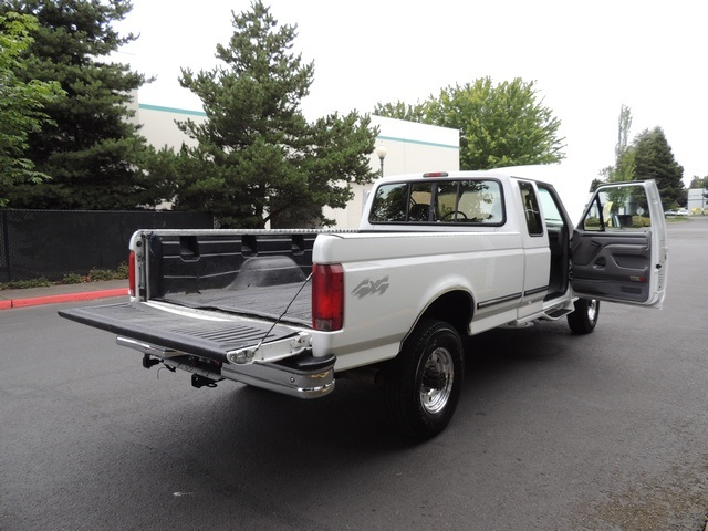 1996 Ford F-250 XLT/4X4/ 7.3L Turbo Diesel / Long Bed / Runs Excel - Photo 15 - Portland, OR 97217
