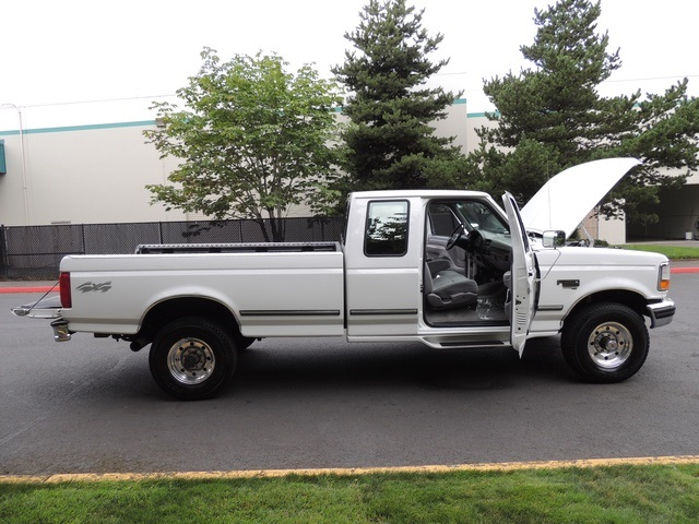 1996 Ford F-250 XLT/4X4/ 7.3L Turbo Diesel / Long Bed / Runs Excel - Photo 16 - Portland, OR 97217