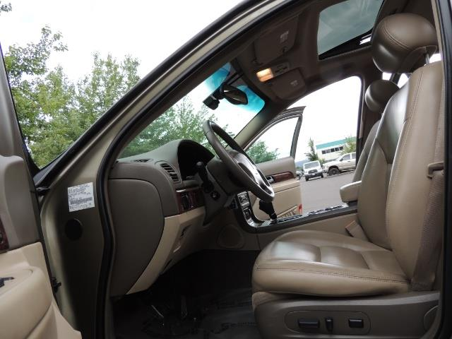2002 Lincoln LS Luxury Sedan / Leather/ Heated Seats / Low Miles - Photo 14 - Portland, OR 97217