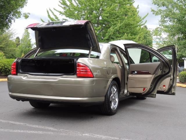 2002 Lincoln LS Luxury Sedan / Leather/ Heated Seats / Low Miles - Photo 29 - Portland, OR 97217