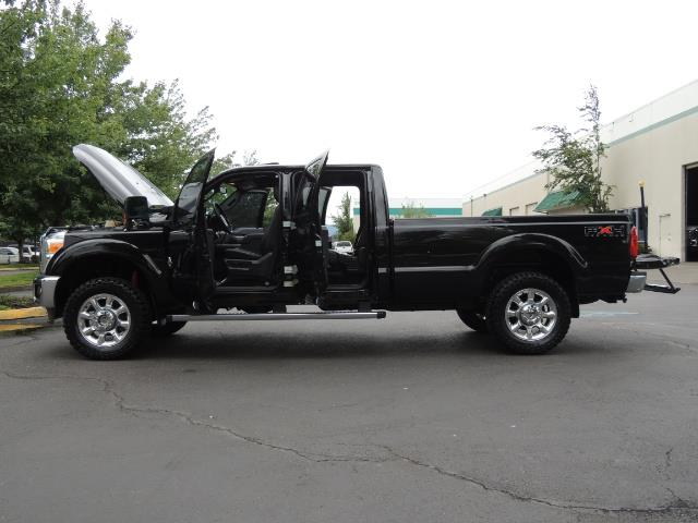 2011 Ford F-350 Super Duty Lariat / 4x4 / 6.7L DIESEL / LOADED - Photo 26 - Portland, OR 97217