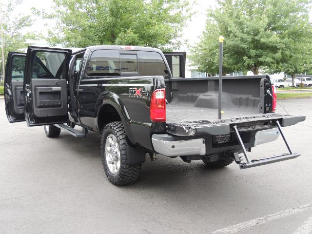 2011 Ford F-350 Super Duty Lariat / 4x4 / 6.7L DIESEL / LOADED - Photo 27 - Portland, OR 97217