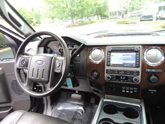 2011 Ford F-350 Super Duty Lariat / 4x4 / 6.7L DIESEL / LOADED - Photo 18 - Portland, OR 97217