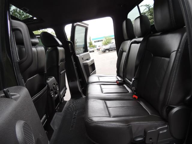 2011 Ford F-350 Super Duty Lariat / 4x4 / 6.7L DIESEL / LOADED - Photo 15 - Portland, OR 97217