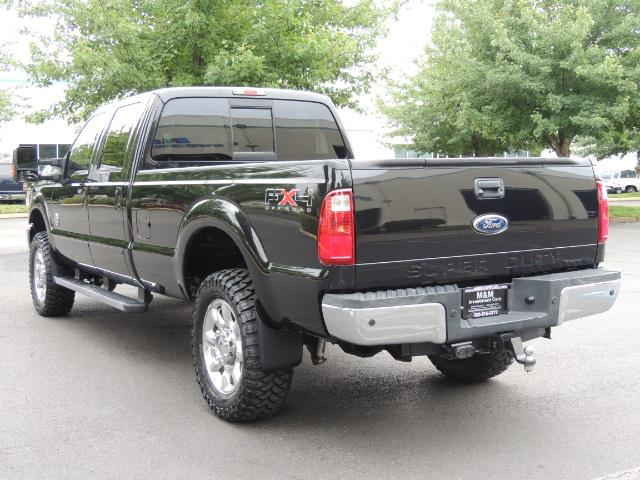 2011 Ford F-350 Super Duty Lariat / 4x4 / 6.7L DIESEL / LOADED - Photo 7 - Portland, OR 97217