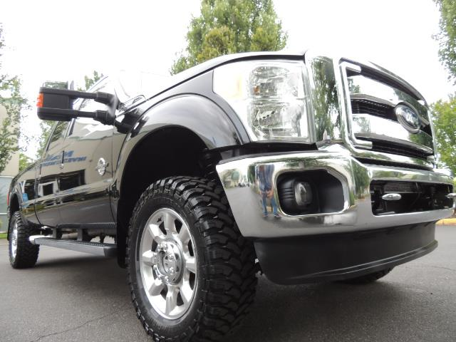 2011 Ford F-350 Super Duty Lariat / 4x4 / 6.7L DIESEL / LOADED - Photo 10 - Portland, OR 97217