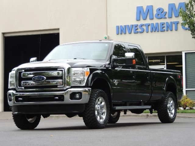 2011 Ford F-350 Super Duty Lariat / 4x4 / 6.7L DIESEL / LOADED - Photo 47 - Portland, OR 97217
