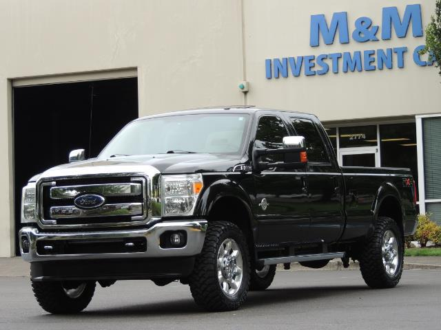 2011 Ford F-350 Super Duty Lariat / 4x4 / 6.7L DIESEL / LOADED - Photo 1 - Portland, OR 97217