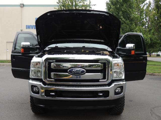 2011 Ford F-350 Super Duty Lariat / 4x4 / 6.7L DIESEL / LOADED - Photo 34 - Portland, OR 97217