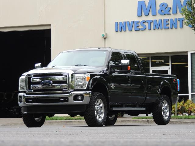 2011 Ford F-350 Super Duty Lariat / 4x4 / 6.7L DIESEL / LOADED - Photo 49 - Portland, OR 97217