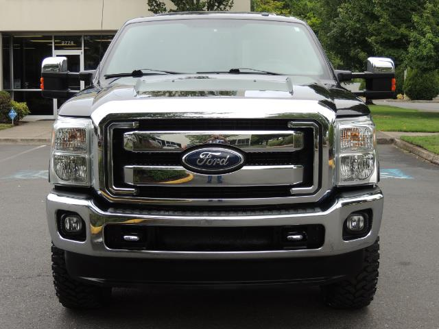 2011 Ford F-350 Super Duty Lariat / 4x4 / 6.7L DIESEL / LOADED - Photo 5 - Portland, OR 97217