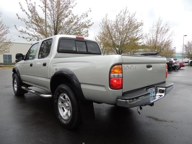 2002 toyota tacoma prerunner v6 double cab automatic 1 owner. Black Bedroom Furniture Sets. Home Design Ideas