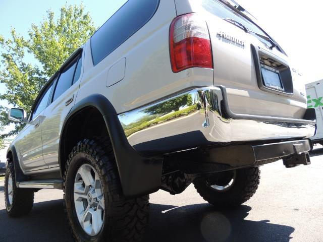1999 Toyota 4Runner SR5 4WD V6 3.4L / LEATHER / NEW TIRES / LIFTED - Photo 47 - Portland, OR 97217