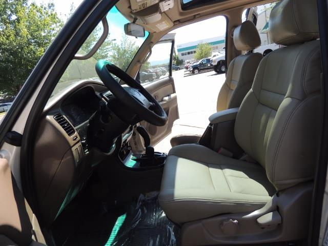 1999 Toyota 4Runner SR5 4WD V6 3.4L / LEATHER / NEW TIRES / LIFTED - Photo 15 - Portland, OR 97217