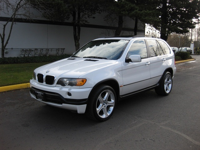 2001 bmw x5 awd suv winter prm pkgs kit mint. Black Bedroom Furniture Sets. Home Design Ideas
