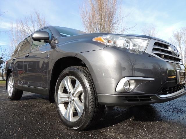 2012 Toyota Highlander Limited All Wheel Drive Navigation Camera Loaded - Photo 10 - Portland, OR 97217