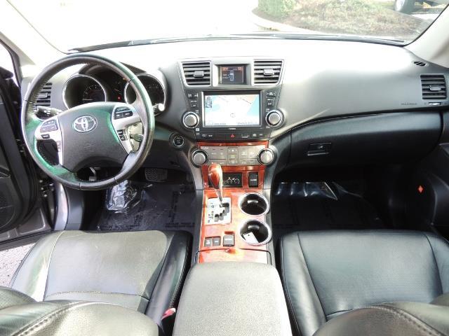 2012 Toyota Highlander Limited All Wheel Drive Navigation Camera Loaded - Photo 36 - Portland, OR 97217