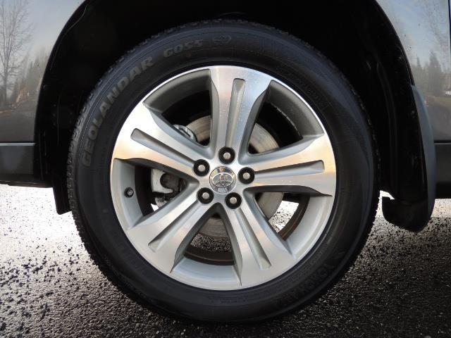2012 Toyota Highlander Limited All Wheel Drive Navigation Camera Loaded - Photo 43 - Portland, OR 97217