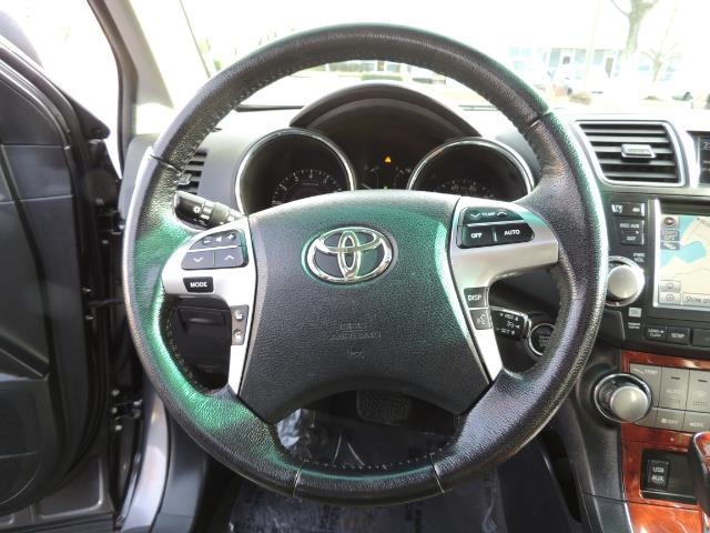 2012 Toyota Highlander Limited All Wheel Drive Navigation Camera Loaded - Photo 38 - Portland, OR 97217