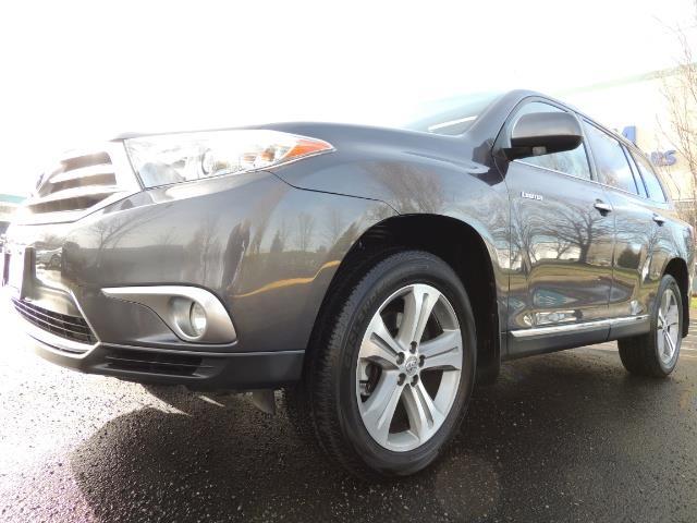 2012 Toyota Highlander Limited All Wheel Drive Navigation Camera Loaded - Photo 9 - Portland, OR 97217