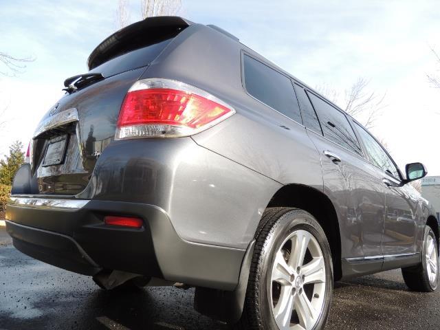 2012 Toyota Highlander Limited All Wheel Drive Navigation Camera Loaded - Photo 12 - Portland, OR 97217