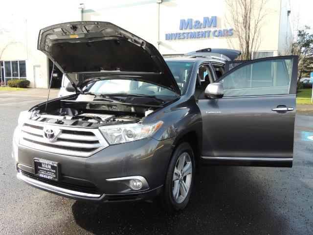 2012 Toyota Highlander Limited All Wheel Drive Navigation Camera Loaded - Photo 25 - Portland, OR 97217