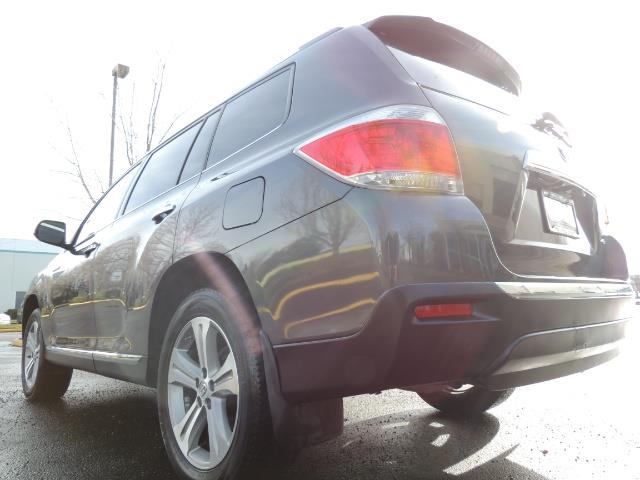2012 Toyota Highlander Limited All Wheel Drive Navigation Camera Loaded - Photo 11 - Portland, OR 97217