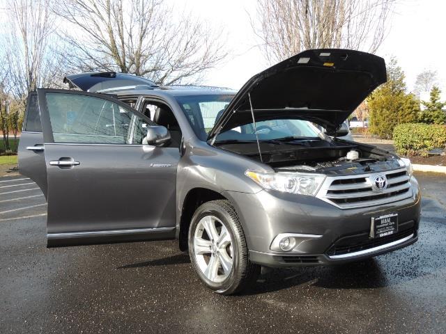 2012 Toyota Highlander Limited All Wheel Drive Navigation Camera Loaded - Photo 27 - Portland, OR 97217