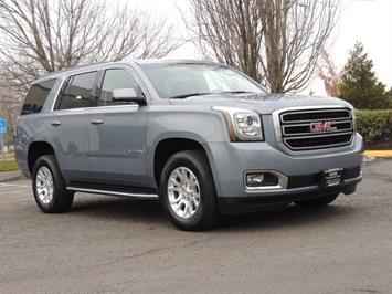 2016 GMC Yukon SLT / 4WD / Navigation / Bling Spot Alert /1-Owner SUV
