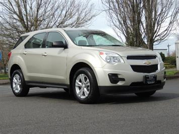 2015 Chevrolet Equinox LS / Sport Utility / AWD / 1-OWNER / Low Miles SUV