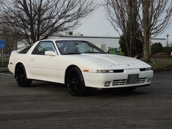 1989 Toyota Supra Turbo 230HP / Sport Top / 103K MILES / Adult Owned Hatchback