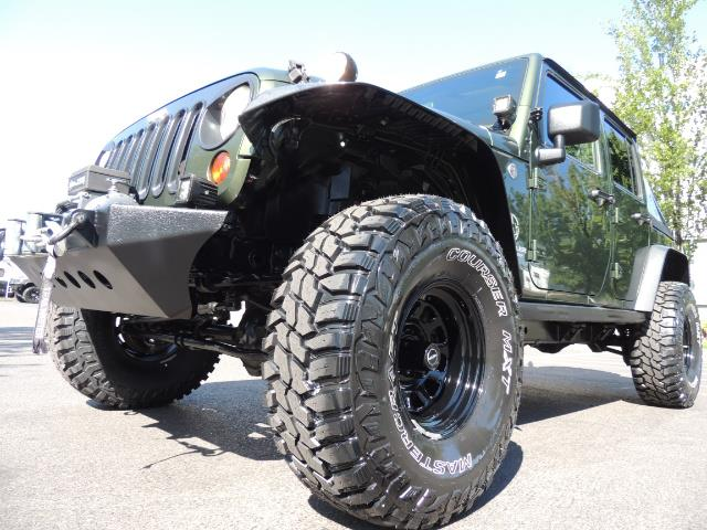 "2008 Jeep Wrangler Unlimited Rubicon 4DR 4WD SoundSystem / LIFTED 35 "" - Photo 22 - Portland, OR 97217"