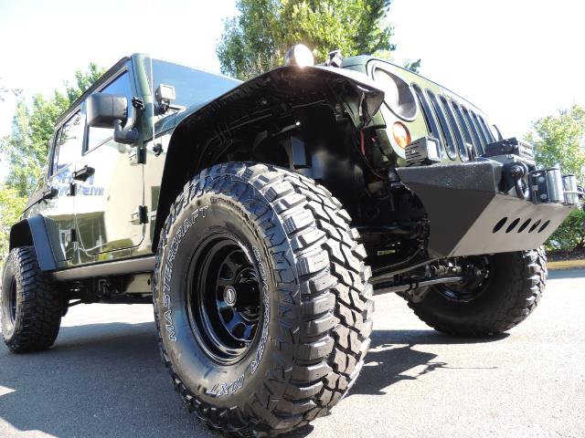 "2008 Jeep Wrangler Unlimited Rubicon 4DR 4WD SoundSystem / LIFTED 35 "" - Photo 23 - Portland, OR 97217"