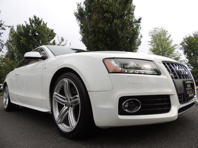 2011 Audi S5 4.2 quattro Premium Plus / AWD / Bang & Olufsen So - Photo 10 - Portland, OR 97217
