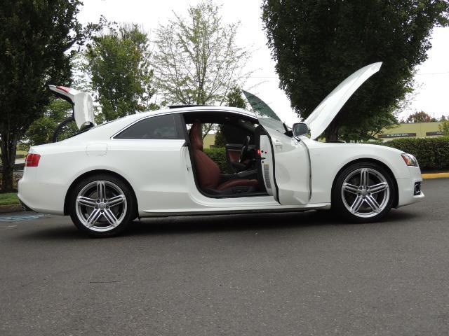 2011 Audi S5 4.2 quattro Premium Plus / AWD / Bang & Olufsen So - Photo 31 - Portland, OR 97217