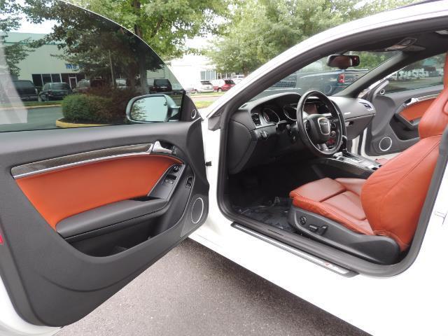 2011 Audi S5 4.2 quattro Premium Plus / AWD / Bang & Olufsen So - Photo 59 - Portland, OR 97217
