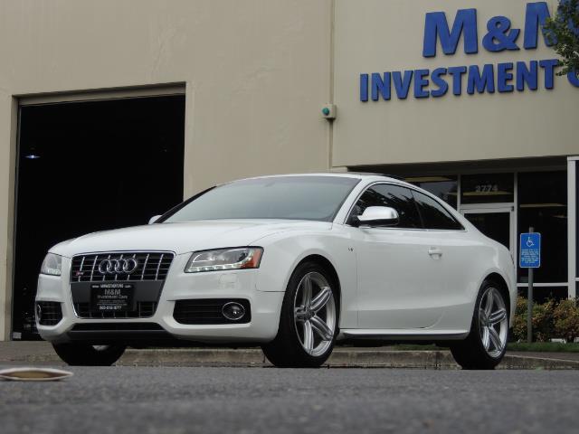 2011 Audi S5 4.2 quattro Premium Plus / AWD / Bang & Olufsen So - Photo 40 - Portland, OR 97217